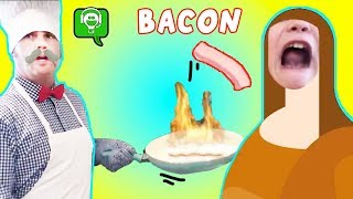 Bacon App with HobbyFamilyGaming