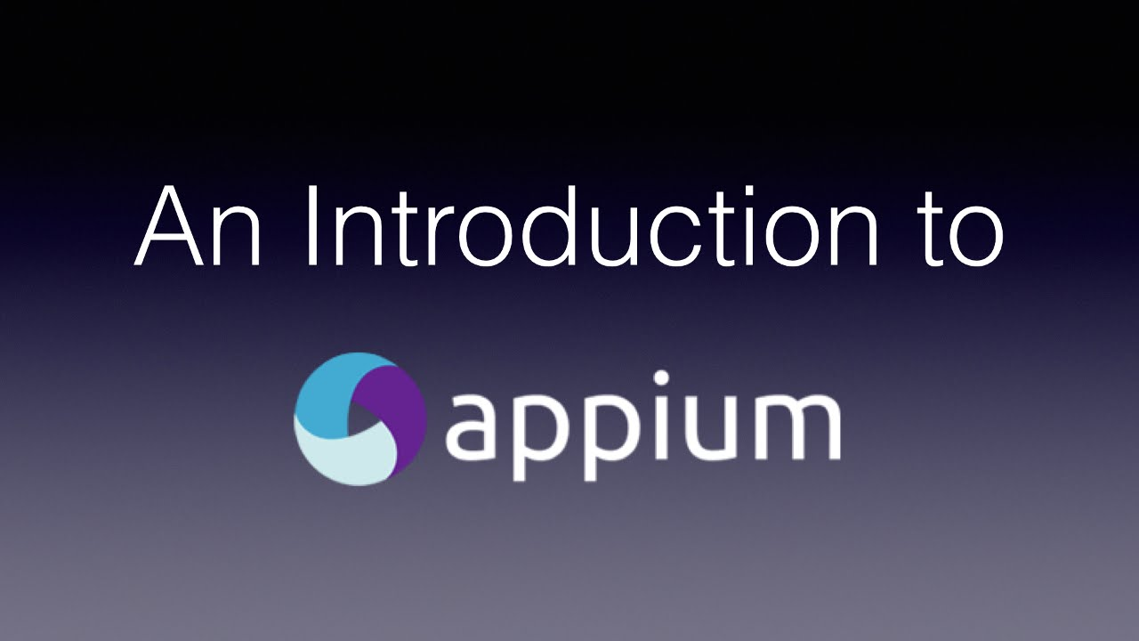 How to install Appium Server and Node on Windows through