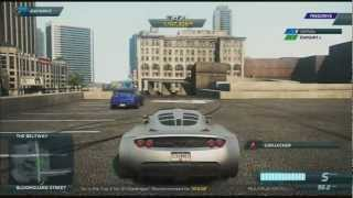 Need for Speed: Most Wanted (2012) - Fun Montage (Jumps, Fails, Stunts)