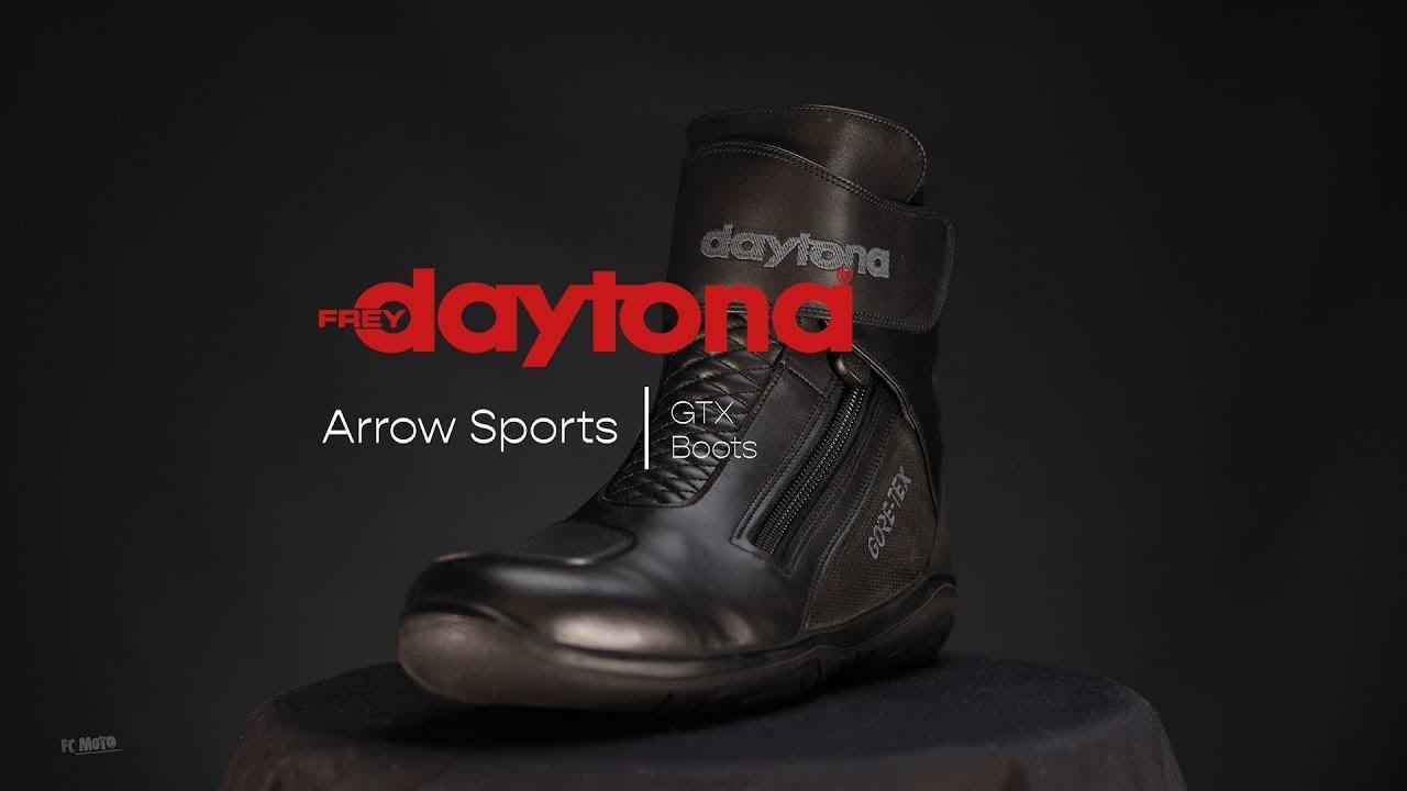 Arrow Sport GTX Motorradstiefel