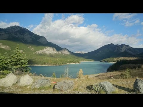 The Beauty Of Canada Road Trip From Calgary, Alberta to B.C