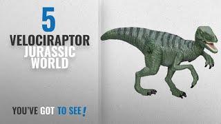 "Top 10 Velociraptor Jurassic World [2018]: Jurassic World Velociraptor ""Charlie"" Figure"
