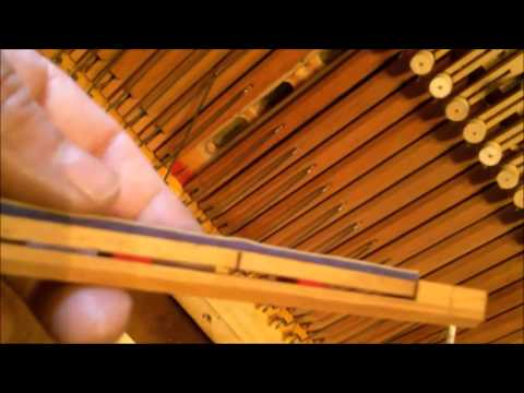 Look Inside a Reed Organ