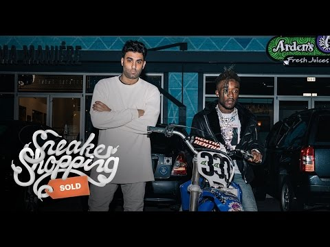 Thumbnail: Lil Uzi Vert Goes Sneaker Shopping with Complex