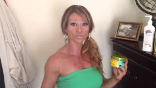 Skin Care for my 100 LBS plus weight loss journey to NPC Bikini Competitor