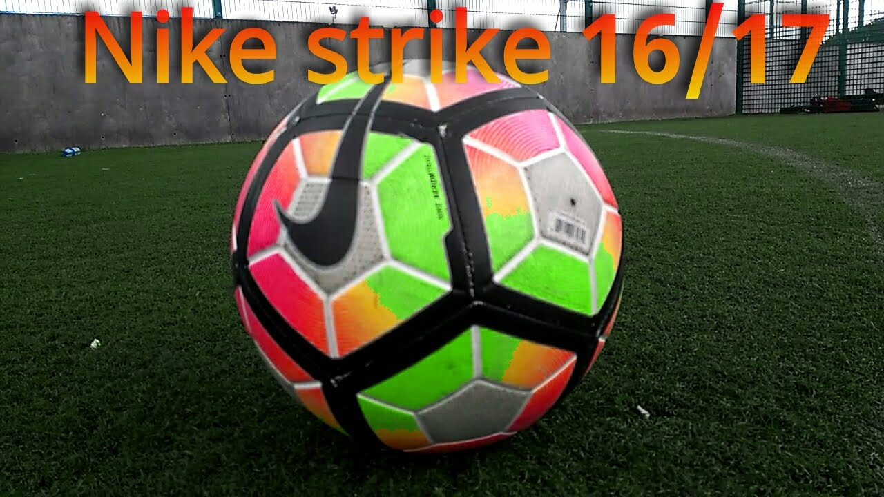 NIKE STRIKE BALL play test + review - YouTube 2468e3e0e671b