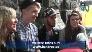 Interview mit Banaroo bei der Toggo Tour 2013 in Köln