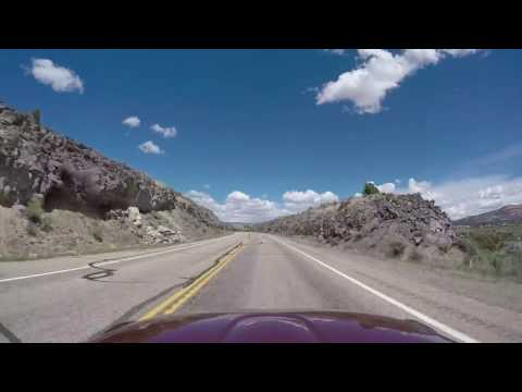 Kanab, UT to Bryce Canyon National Park - 14 May 2016