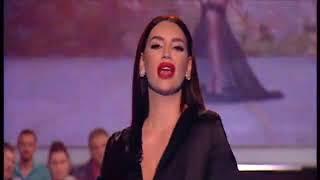 Katarina Grujic - Rodjena za bol - Nedeljno Popodne sa Leom Kis - (Tv Grand 17.11.2019.)