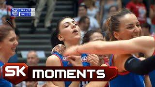 Pogledajte Kako je Srbija Dobila Izgubljeni Set i Otišla na Olimpijske Igre   SPORT KLUB ODBOJKA