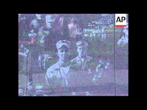 USA: WASHINGTON: KOREAN WAR VETERANS MEMORIAL