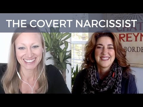 The Passive-Aggressive Covert Narcissist (Interview with Debbie Mirza)