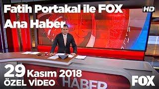 11 çocuk yanarak öldü! 29 Kasım 2018 Fatih Portakal ile FOX Ana Haber
