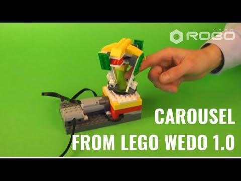 Carousel - LEGO WeDo