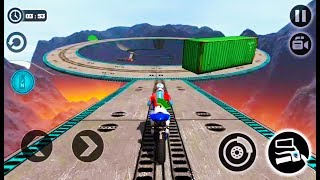 Impossible Motor Bike Tracks-Best Android Gameplay HD EP02