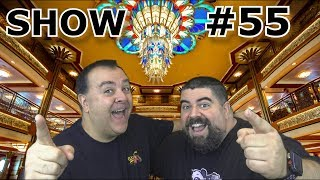 BIG FAT PANDA SHOW #55 - with returning Guest Robb Alvey - Theme Park Review - Jan 30, 2018