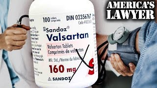 Valsartan Lawsuits Imminent As Heart Medication Found To Contain Toxic Chemical