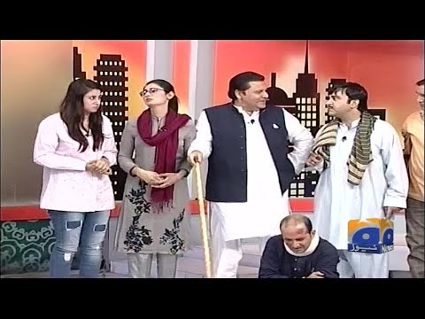 Khabarnaak - 27 May 2018 - Geo News