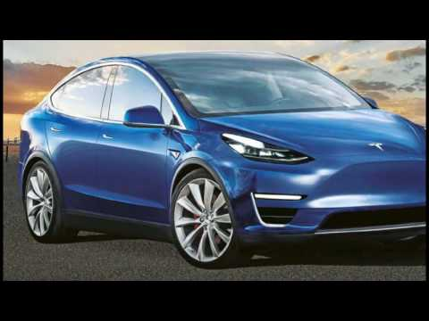 2018 tesla model y concept release date review design youtube. Black Bedroom Furniture Sets. Home Design Ideas