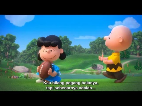 Meghan Trainor-Better When I'm Dancing-The Peanuts Movie Ending Scene