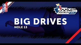 Event Preview: MVP Open - Big Drives on Hole 13