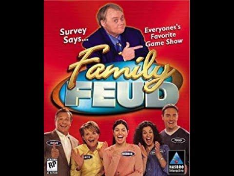 Family Feud 2000 PC Game 4 thumbnail