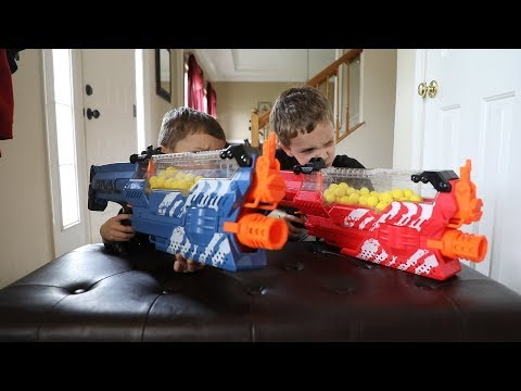 Thumbnail: Nerf War: The Ultimate Fort 3