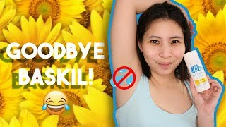 Milcu Deodorant Review | Goodbye Baskil! LOL