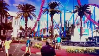 Movie World 2017 - Gold Coast, Australia