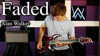 Faded - Alan Walker - Electric Guitar Cover - Positive Grid Spark