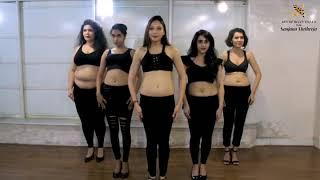 Akh Lad Jaave - Loveraatri - Belly Dancing Choreography