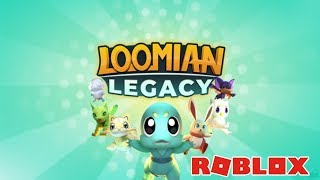 START OUR ADVENTURE! THE BEST ROBLOX GAME! Chapter 1 Loomian Legacy in Roblox!