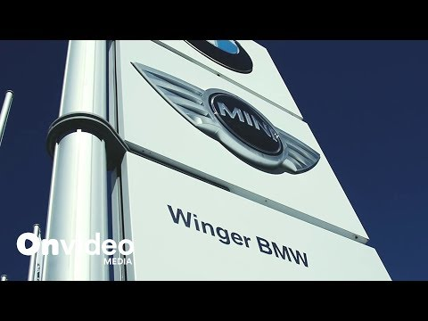 WINGER BMW Wellington \\ The Ultimate Driving Machine