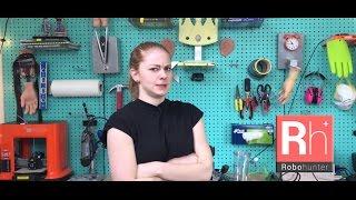 Роботы Симоны Герц: обзор от Robohunter