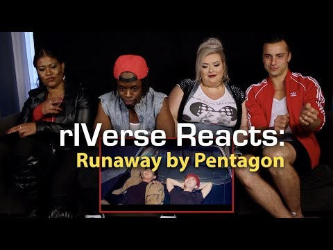 rIVerse Reacts: Runaway by Pentagon - M/V Reaction