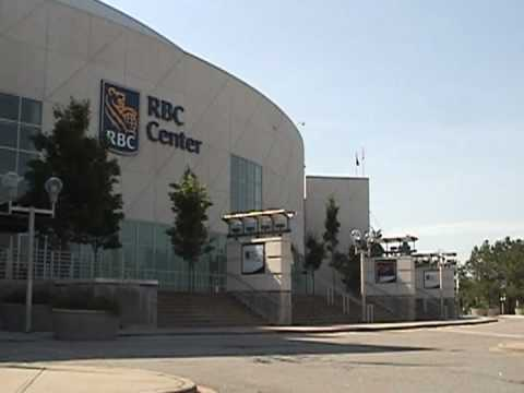 Raleigh Tourism : Raleigh Tourism: RBC Center