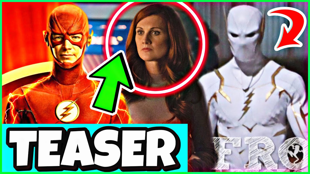 Download Godspeed FIRST LOOK! Speed Force EXPOSED? - The Flash Season 7 Promo Breakdown
