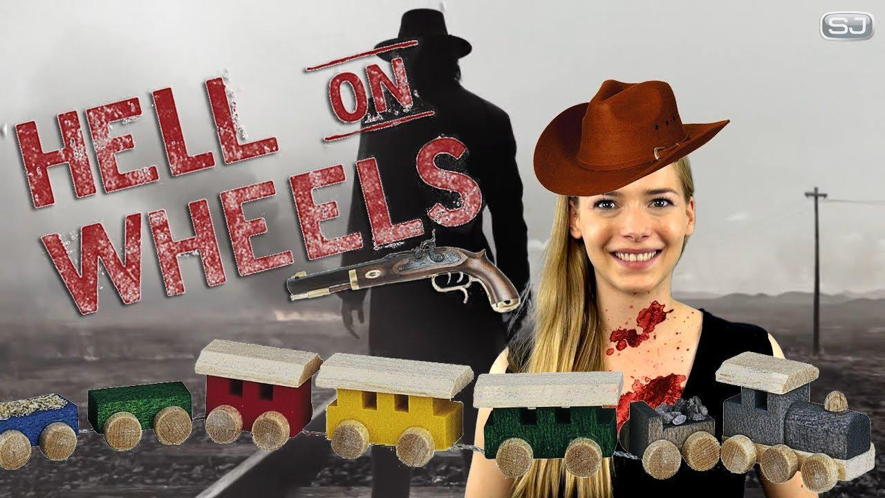 Serienjunkies Hell On Wheels