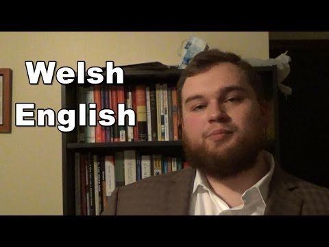 Welsh English | Sociolinguistics Series