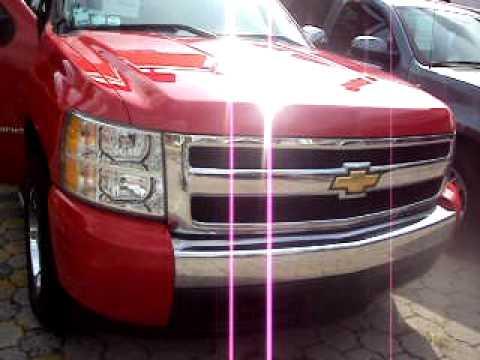 Camioneta 2008 Chevrolet Silverado AutoConnect.com.mx