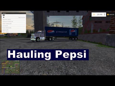 Farming Simulator 2015 Making Pepsi