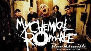 ИГРАЕМ в Rocksmith | My Chemical Romance