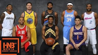 2018 JBL Three Point Contest Highlights / Feb 17 / 2018 NBA All Star Weekend thumbnail