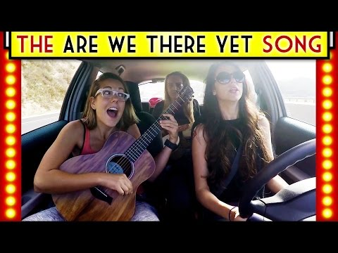 When you want to know Are we there yet? ft Stevie Boebi