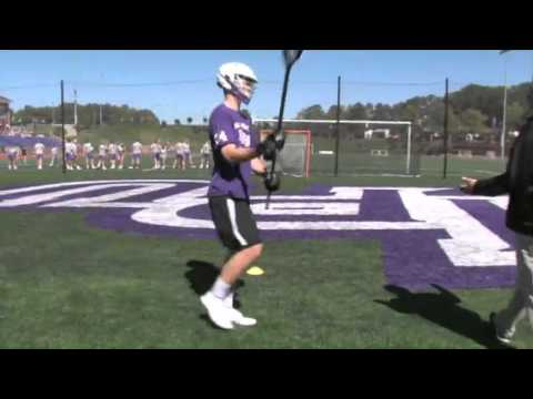 Improve Your Shooting With Tennis Balls! - Lacrosse 2016 #2