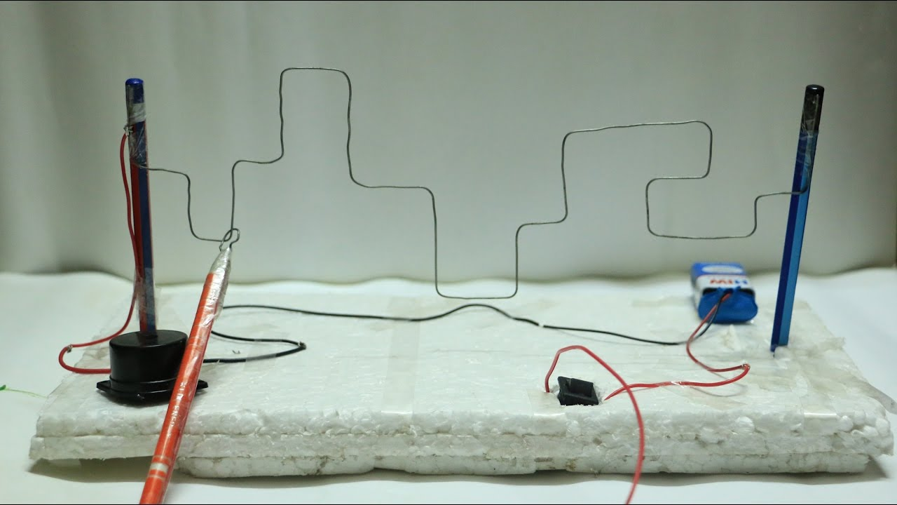 Electrical Circuit Game