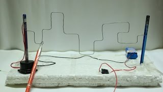 How To Make a Wire Loop Game
