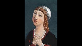 Isabel de Aragón, la hija primogénita de los Reyes Católicos.