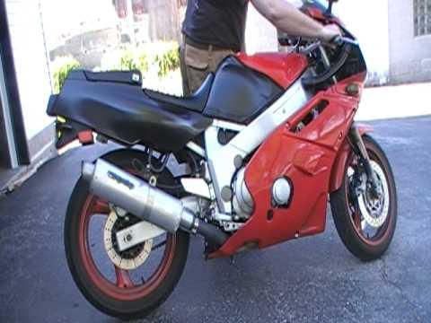 Yamaha FZR600R 1995