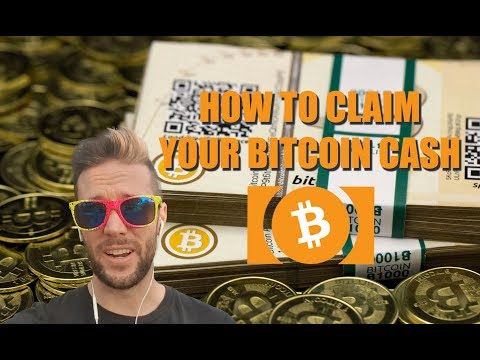 How To Claim Your Bitcoin Cash